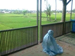 dhuhur di Warung pecel