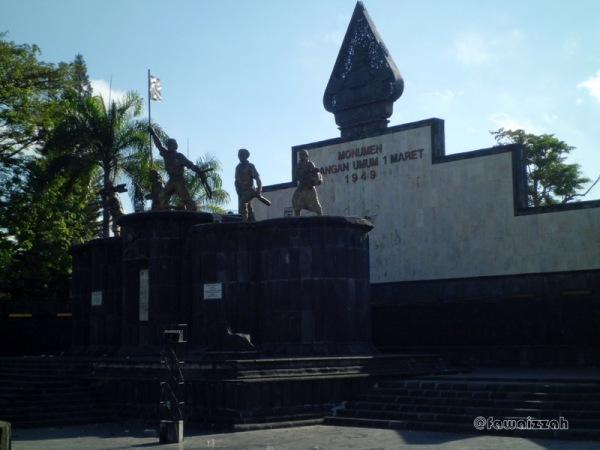 Sebuah Monumen